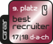 Best Recruiter 17/18 D-A-CH